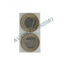 MES - VNZ085 - 1000 Bolívares - Venezuela - 2005