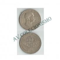 MES - AUS2808 - 1 Corona - Áustria - 1908
