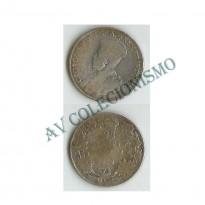 moeda canada - CAN - Km024 - 25 Centavos - 1919
