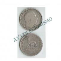 MES - GRB - Km0800 - 1 Penny - Inglaterra - 1902