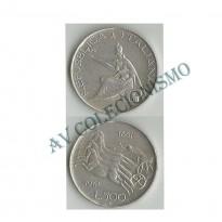MES - ITA - Km099 - 500 Liras - Itália - 1961