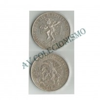 MES - MEX479.1 - 25 Pesos - México - 1968
