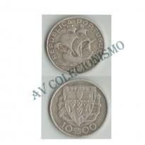 MES - PRT582 - 10 Escudos - Portugal - 1932
