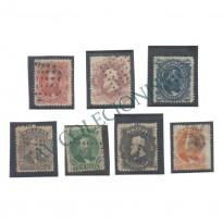 Selos Império - 23 ao 29 - 1866