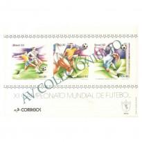 B050 - XII Campeonato Mundial de Futebol - Espanha - 1982 - MINT