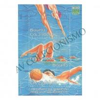 B094 - Campeonato Sul Americano de Desportos Aquáticos - 1993 - MINT
