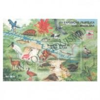B101 - Lubrapex - Exposição Filatélica. Rio Tietê - 1995 - MINT
