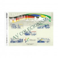 B175 - Relacoes Diplomaticas - Alemanha - 2013 - MINT