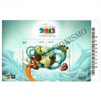 B172 - Ano Internacional de Cooperação pela Água - 2013 - MINT