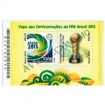 B173 - Copa das Confederações da FIFA Brasil  - 2013 - MINT