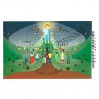 B177- Natal, festa do amor e da fraternidade - 2013 - MINT