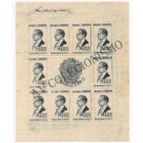 B003II - Primeiro Aniversario do Estado Novo - 1939 - Tipo 2