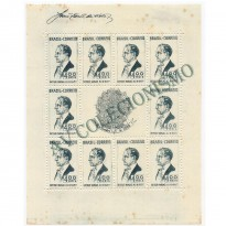 B003III - Primeiro Aniversario do Estado Novo - 1939 - Tipo 3