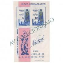B025 - Natal - 1967 - MINT