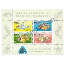 B026 - Divulgacão da Piscicultura - 1969 - MINT