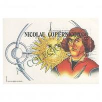 B034 - 5o Centenário de Nascimento de Nicolau Copérnico - 1973 - MINT