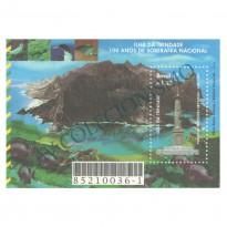 B108 - Ilha da Trindade - 100 anos de soberania - 1997 - MINT