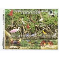 B136 - UPAEP 04 - Preservação dos Manguezais - 2004 - MINT