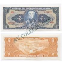 C015 - 2 Cruzeiros - 1954 - FE