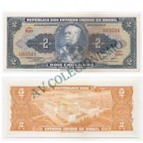C016 - 2 Cruzeiros - 1958 - FE