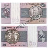 C143 - 50 Cruzeiros - 1974 - SOB/FE