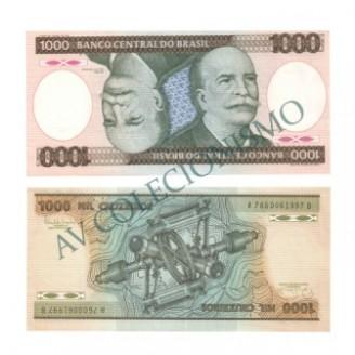 C164 - 1000 Cruzeiros - 1985 - FE
