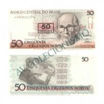 C210 - 50 Cruzeiros - 1990 - FE