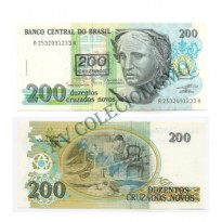C212 - 200 Cruzeiros - 1990 - FE