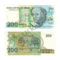 C215 - 200 Cruzeiros - 1990 - FE