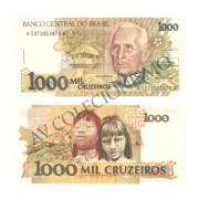 C218 - 1000 Cruzeiros - 1991 - FE