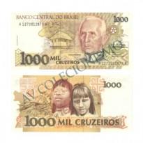 C217 - 1000 Cruzeiros - 1990 - FE