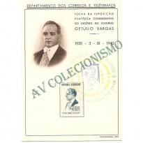 FA-02 -  Decênio do Governo Getúlio Vargas  - 1940