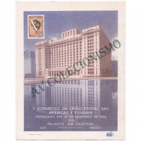 FO-11 -  5 Congresso da UPAE - 1946 - Rio de Janeiro