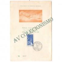 FO-13 - Exposição Filatélica da Semana da ASA - 1963