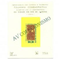 FO-14 - 4 Centenário do Rio de Janeiro - 1964