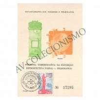 FO-16 - Exposição Retrospectiva Postal e Telegráfica do DCT - 1965