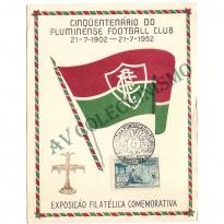 FP-009 - Cinquentenário do Fluminense  - 1952