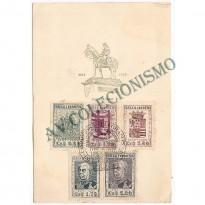 FP-010 - 150 anos de Duque de Caxias - 1953