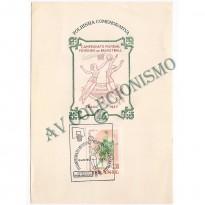 FP-012 - Campeonato Mundial Feminino de Basketball - 1957