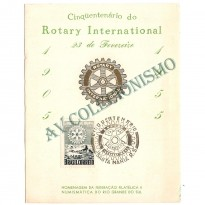 FP-013 - 50 anos do ROTARY de Santa Maria - RS -1955