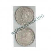 MPR 689 - Moeda 1000 réis - Prata - 1909 - SOB