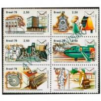 SCS1080 - 10 Anos da ECT e Congresso da UPU - 1979